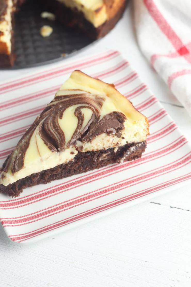 BEST Cheesecake - EASY Chocolate Brownies Cheesecake Recipe - Party Food Ideas - Kids - Adults - Desserts - Snacks - Treats