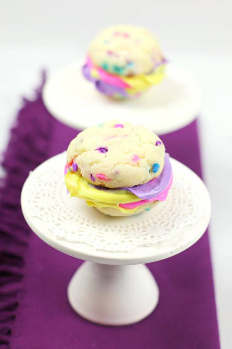 Kids Party Food! BEST Unicorn Whoopie Pies – EASY Unicorn Party Food Ideas – Recipes
