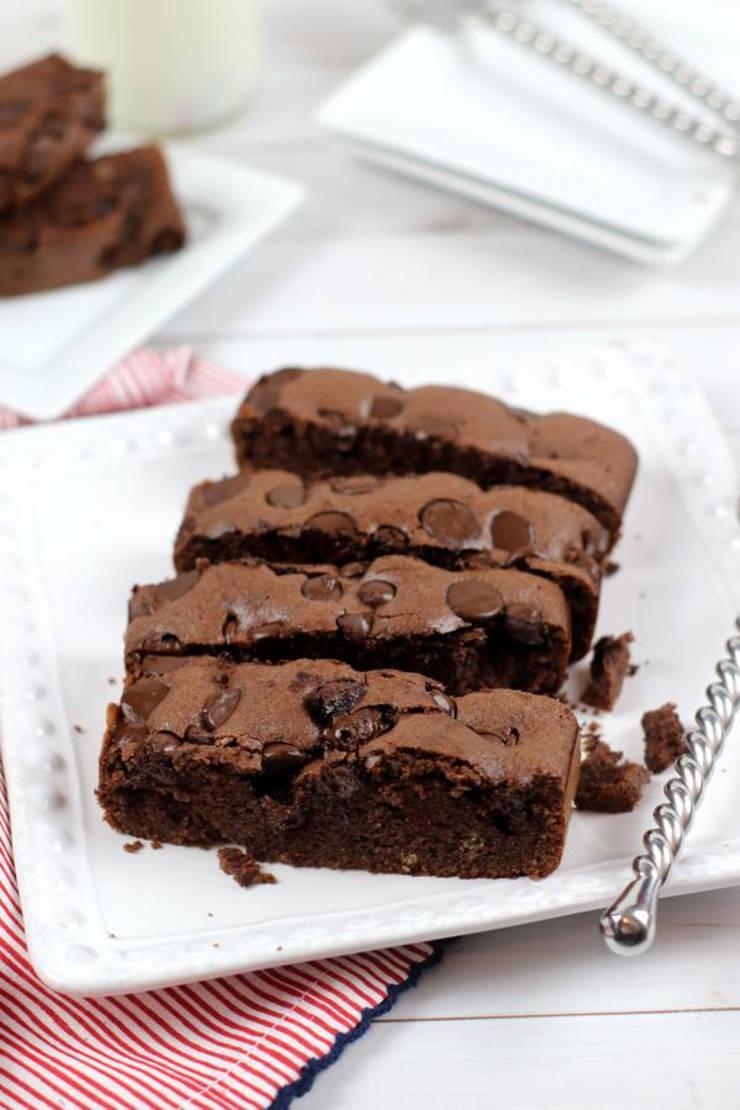 Weight Watchers Brownie Bread – BEST Chocolate Brownie Loaf Bread WW Recipe – Desserts – Breakfast – Treats – Snacks with Smart Points