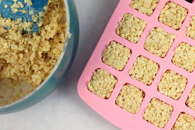 Weight Watchers Chocolate Rice Krispie Treats