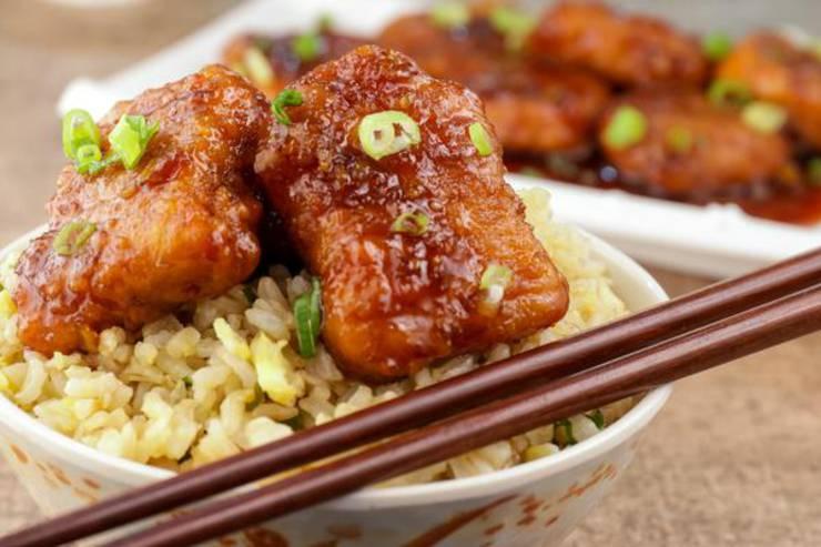 5 Ingredient Orange Chicken – EASY Chinese Food – BEST Chicken Dinners – Orange Chicken Sauce Recipe – Homemade Dinner – Lunch – Side Dishes