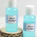BEST DIY Hand Sanitizer – Homemade Gel DIY Hand Sanitizer Recipe – Great for Kids and Adults – Essential Oil Hand Sanitizer