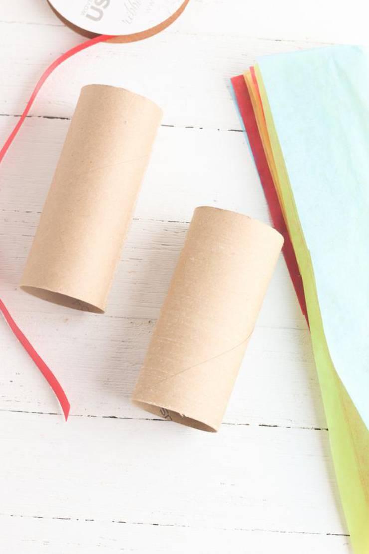 Diy Toliet Paper Roll Pinata