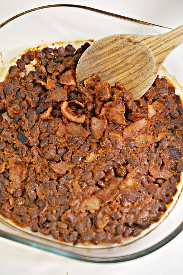 Keto Baked Beans