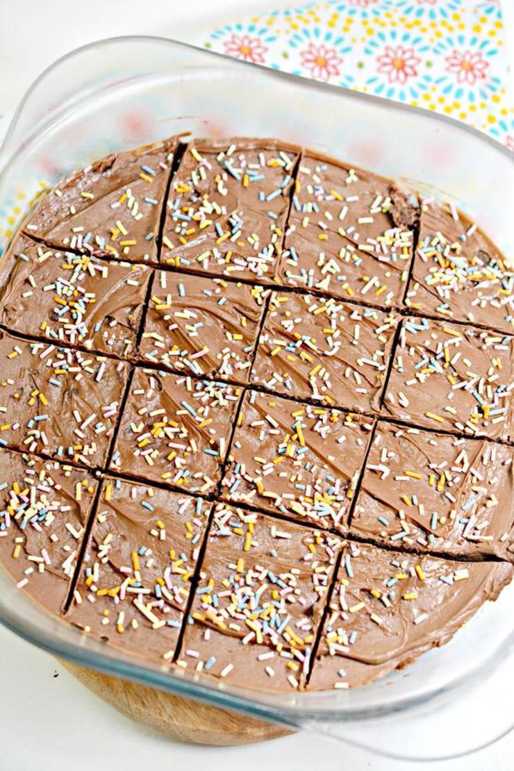 Keto Cosmic Brownies
