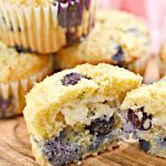 BEST Keto Muffins! Low Carb Cream Cheese Blueberry Muffins Idea – Homemade – Quick & Easy Ketogenic Diet Recipe – Completely Keto Friendly