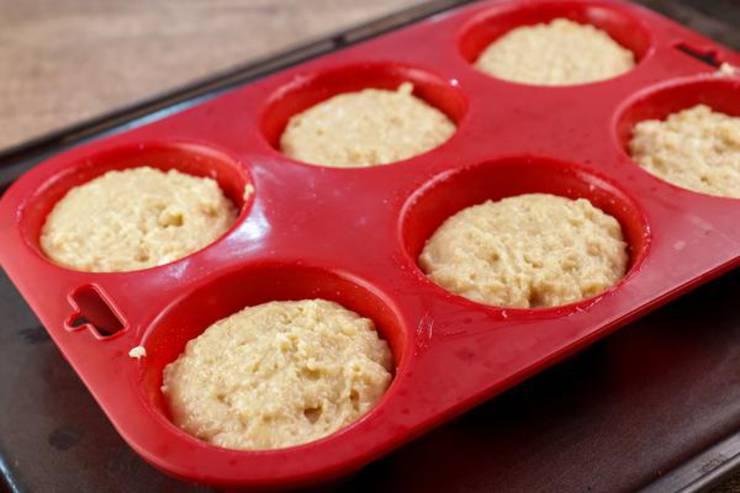 Keto Fathead Dough Cinnamon Roll Muffins