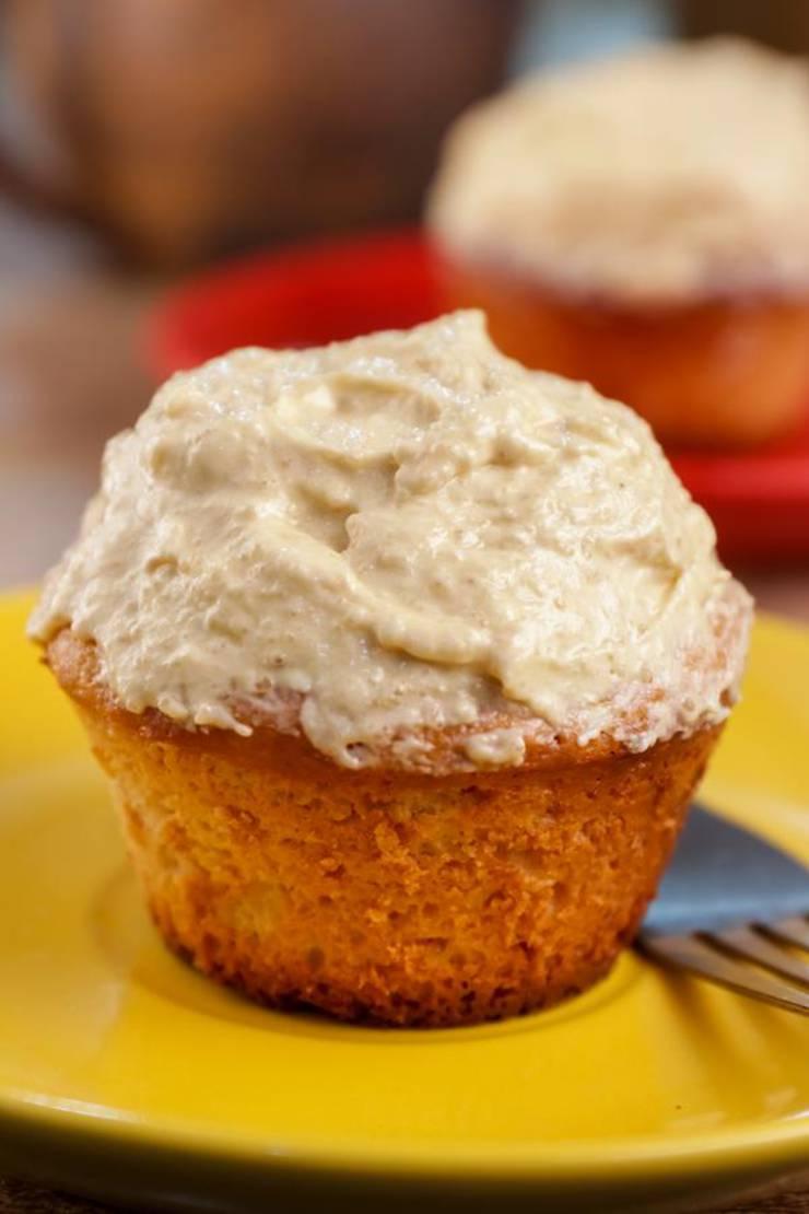 BEST Keto Cinnamon Roll Muffins! Low Carb Fathead Dough Cinnamon Roll Idea – Quick & Easy Ketogenic Diet Recipe – Beginner Keto Friendly – Snacks – Desserts – Breakfast