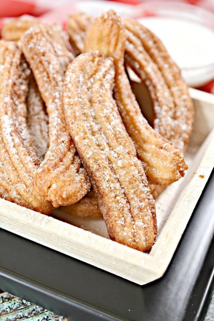 BEST Keto Funnel Cake Fries! Low Carb Funnel Cake Idea – Homemade – Quick & Easy Ketogenic Diet Recipe – Keto Friendly & Beginner – Desserts – Snacks – Breakfast