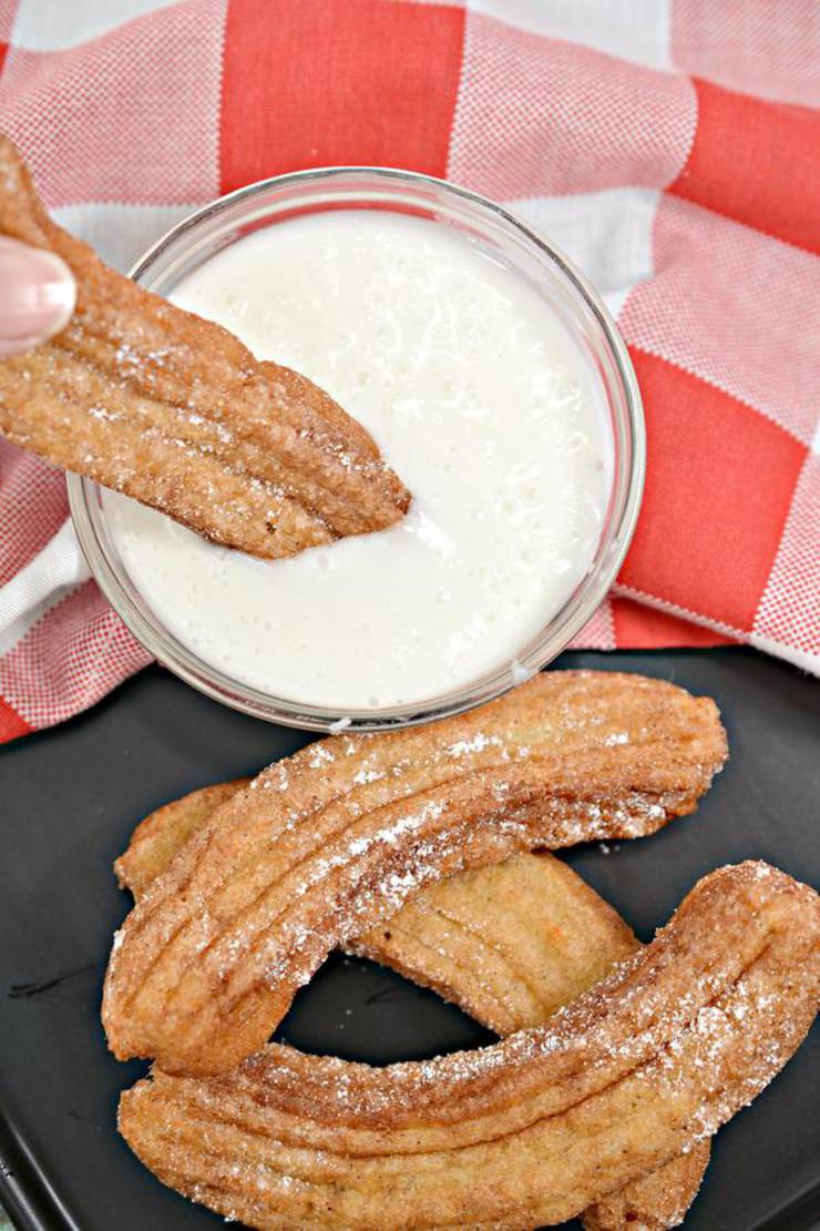 BEST Keto Funnel Cake Fries! Low Carb Funnel Cake Idea – Homemade – Quick & Easy Ketogenic Diet Recipe – Keto Friendly & Beginner – Desserts – Snacks – Breakfast