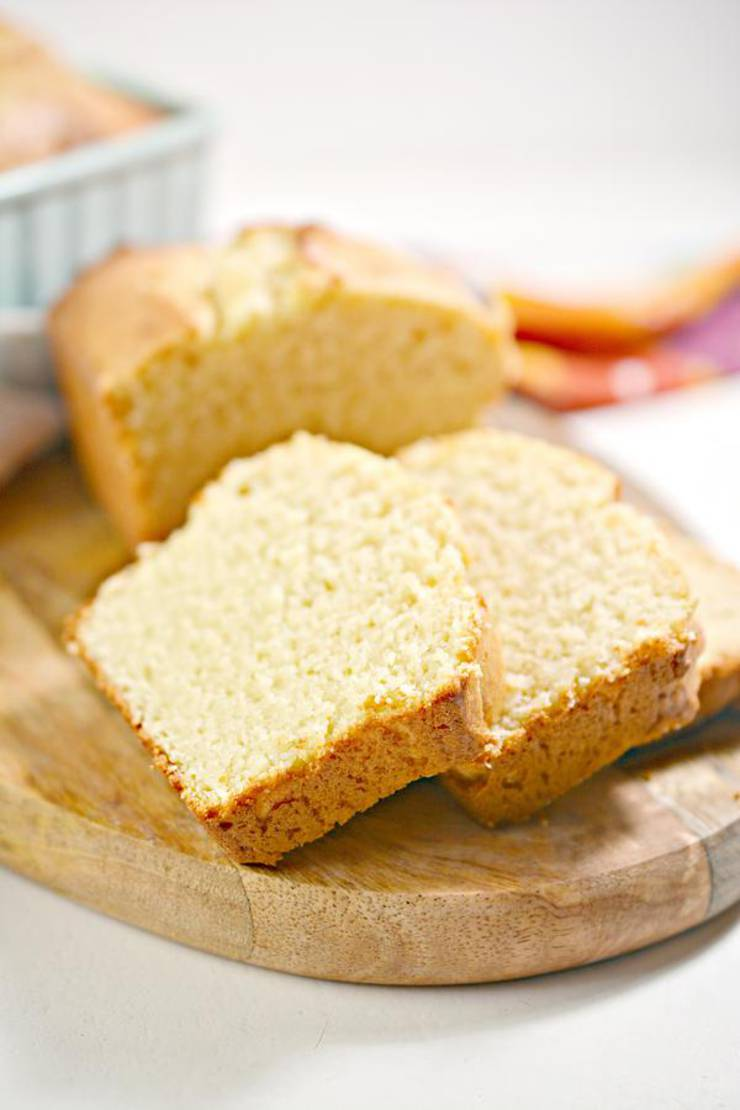 Keto Bread! BEST Keto Low Carb Ice Cream Loaf Bread Idea – Quick & Easy Ketogenic Diet Recipe – Completely Keto Friendly – Gluten Free – Sugar Free