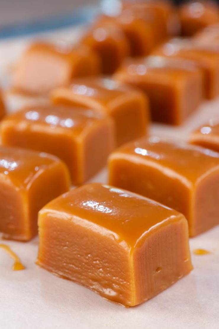 BEST Keto Caramel! Low Carb Keto Microwave Caramel Candies Idea – Sugar Free – 5 Ingredient Quick & Easy Ketogenic Diet Recipe – Completely Keto Friendly