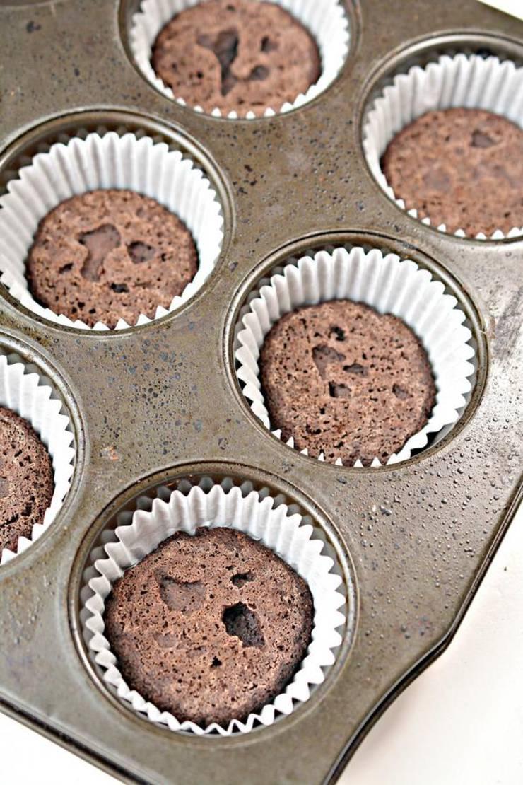 Keto Oreo Cookie Cheesecake Bites