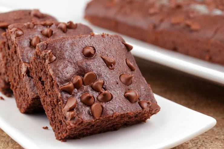 Keto Brownies! BEST Low Carb Cake Pan Fudgy Chocolate Brownie Idea – Quick & Easy Ketogenic Diet Recipe – Keto Friendly & Beginner – Desserts – Snacks