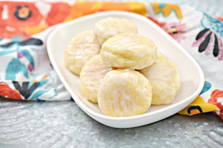 Weight Watchers Donuts – WW Mini Glaze Donuts Idea – BEST WW Recipe – Breakfast – Treat – Desserts – Snacks with Smart Points