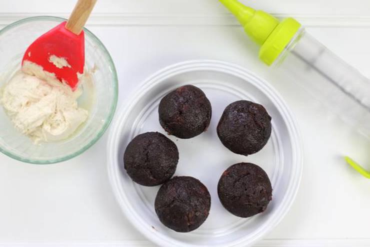 Weight Watchers Oreo Cookie Muffins