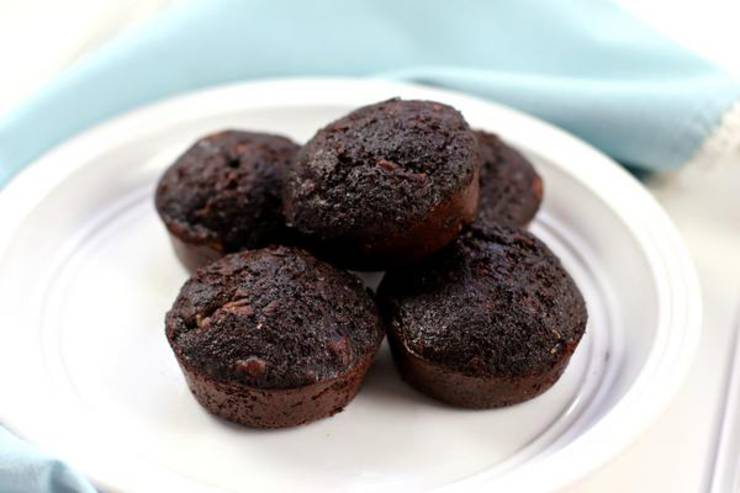 Weight Watchers Muffins – BEST Chocolate Oreo Cookie Muffin WW Recipe – Chocolate – Desserts – Treats - Breakfast – Snacks with Smart Points