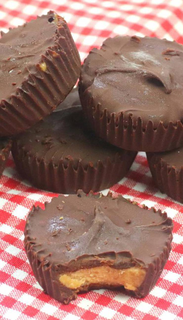 Weight Watchers Peanut Butter Cups – BEST WW Chocolate ...