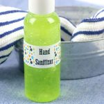 DIY Hand Sanitizer – BEST Homemade Gel DIY Hand Sanitizer Recipe – Great for Kids and Adults – Easy Simple Rubbing Alcohol Essential Oil Hand Sanitizer