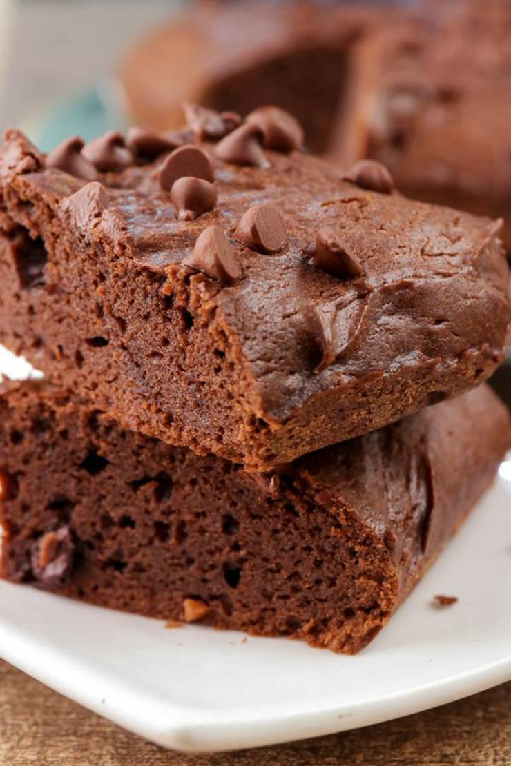 Flourless Brownies – EASY – Quick – Simple Chocolate Brownie Recipe – BEST Homemade From Scratch – Quick – Desserts – Snacks – Party Food