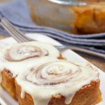 Instant Pot Cinnamon Rolls – BEST Ooey Gooey Cinnamon Roll Recipes – Easy Baked Goods - Simple Quick No Yeast - Breakfast - Desserts – Snacks – Parties – From Scratch Mix Recipe