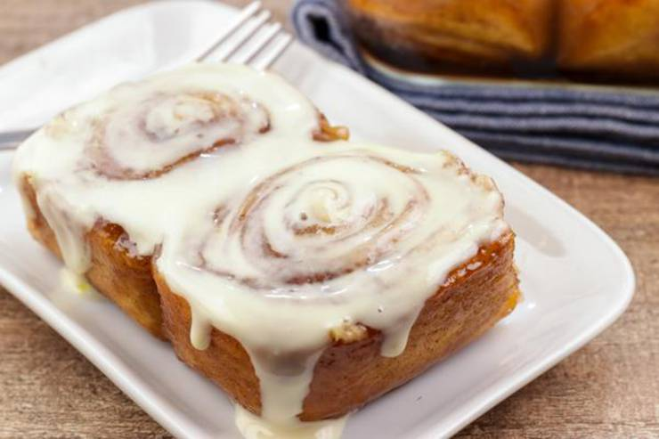 Instant Pot Cinnamon Rolls – BEST Ooey Gooey Cinnamon Roll Recipes – Easy Baked Goods - Simple Quick No Yeast - Breakfast - Desserts – Snacks – Parties – From Scratch Mix Recipe