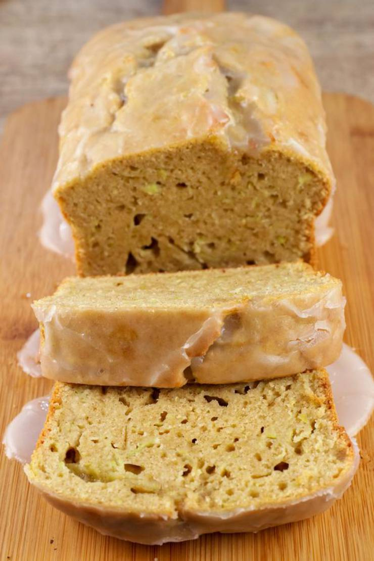 Keto Bread! BEST Low Carb Keto Apple Fritte Loaf Bread Idea – Quick & Easy Ketogenic Diet Recipe – Yeast Free - Yeastless – Snacks – Desserts – Breakfast