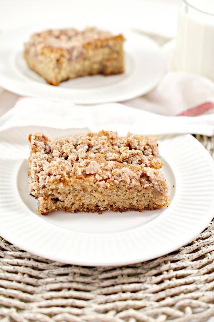 Keto Coffee Cake! BEST Low Carb Keto Coffee Cake Idea – Quick & Easy Ketogenic Diet Recipe – Beginner Keto Friendly – Snacks – Desserts – Breakfast