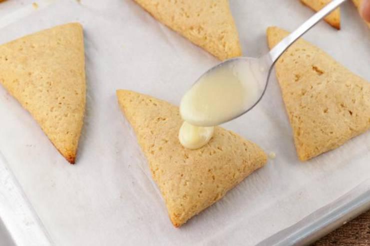 Keto Fathead Dough Cinnamon Roll Scones