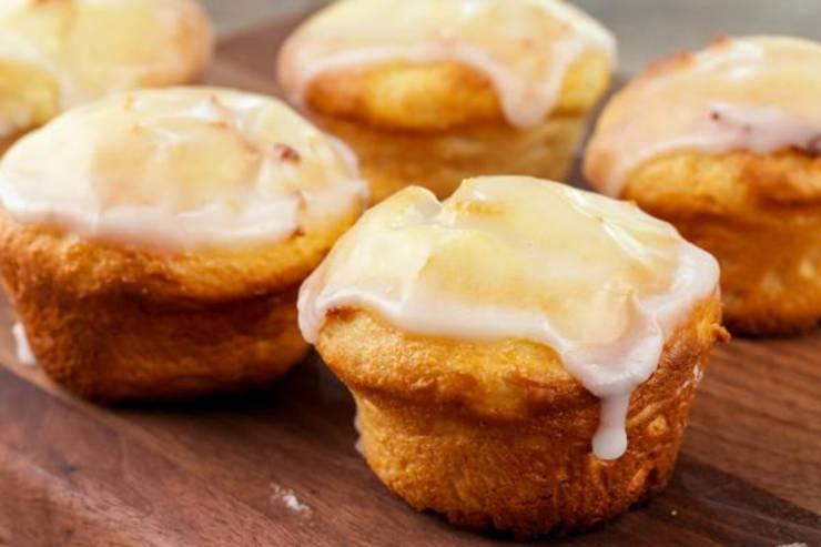 BEST Keto Muffins! Low Carb Keto Fathead Dough Lemon Muffin Idea – Quick & Easy Ketogenic Diet Recipe – Beginner Keto Friendly – Snacks – Desserts – Breakfast