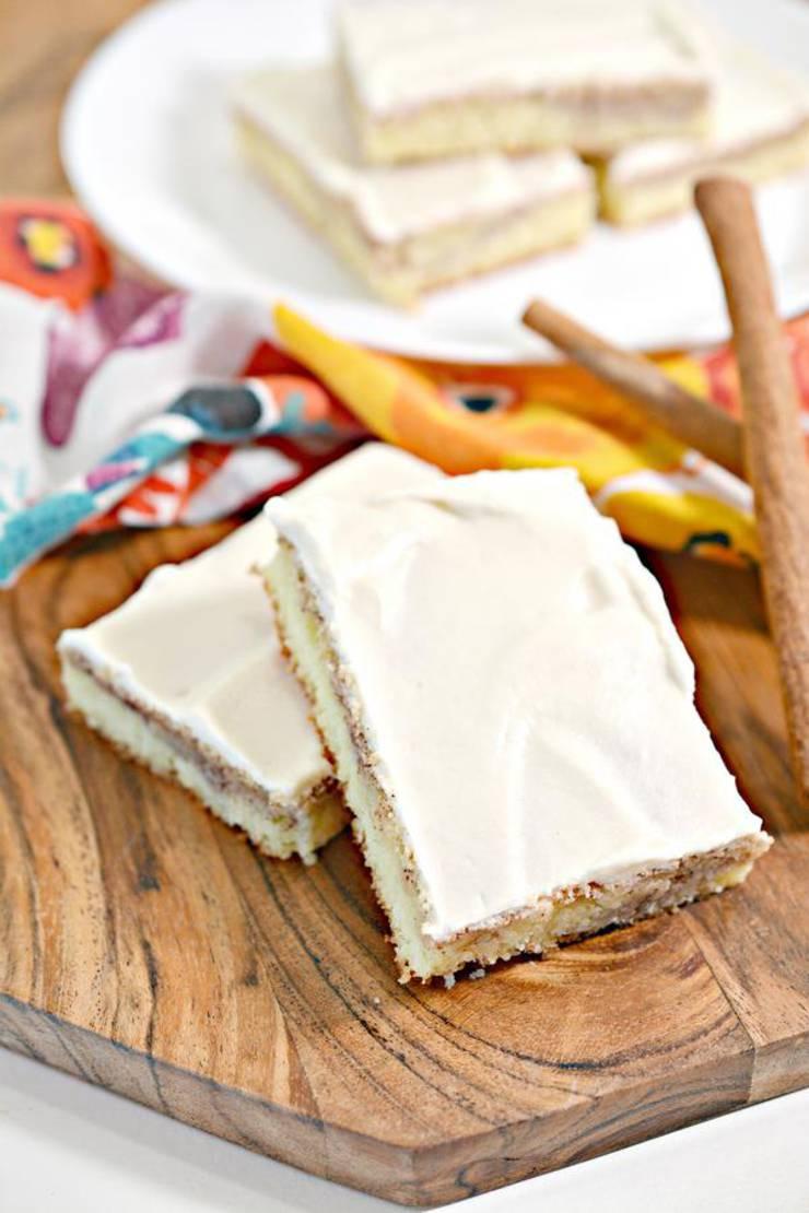 Keto Cinnamon Rolls! BEST Low Carb Sheet Pan Oooey Gooey Cinnamon Rolls Idea – Quick & Easy Ketogenic Diet Recipe – Keto Friendly & Beginner – Breakfast - Desserts – Snacks