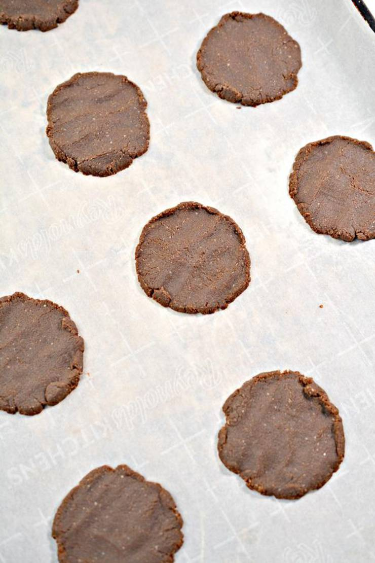 Keto Snickers Cookies