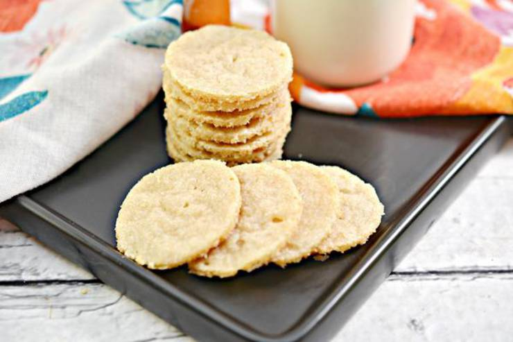 Keto Cookies! BEST Low Carb Keto Vanilla Wafer Cookie Idea – Quick & Easy Ketogenic Diet Recipe – Snacks – Desserts – Breakfast