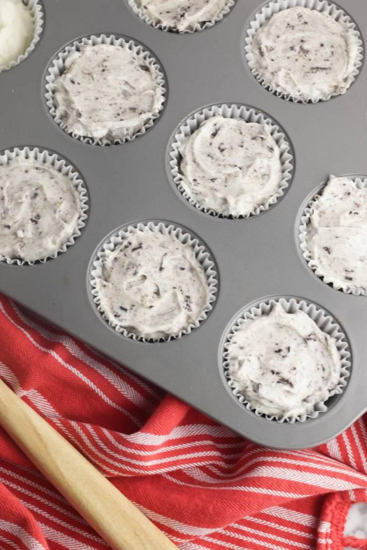 Oreo Cookie Desserts_Oreo Cheesecake Bites