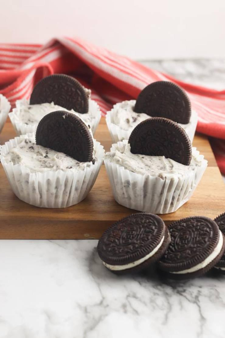 Oreo Cookie Desserts – EASY – Quick – Simple Chocolate Oreo Cheesecake Mini Bites Recipe – BEST Homemade – Simple – Quick – Desserts – Snacks – Party Food
