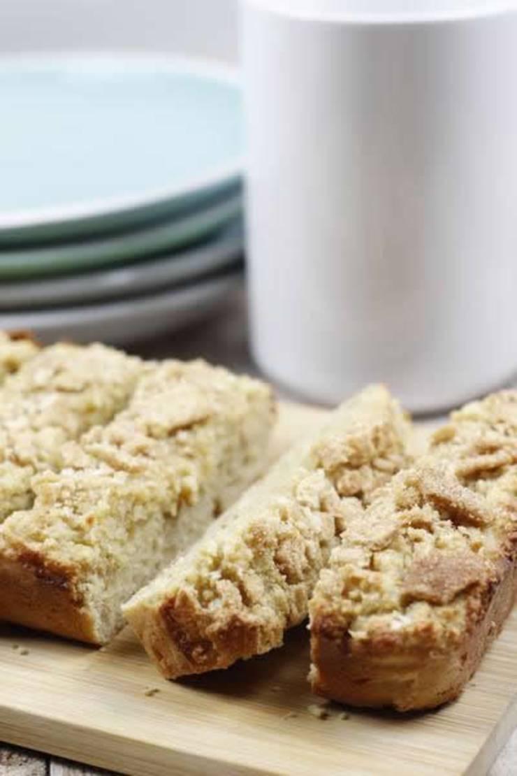 Weight Watchers Bread – WW Cinnamon Toast Crunch Bread Idea – BEST WW Recipe – Breakfast – Treat – Desserts – Snacks with Smart Points