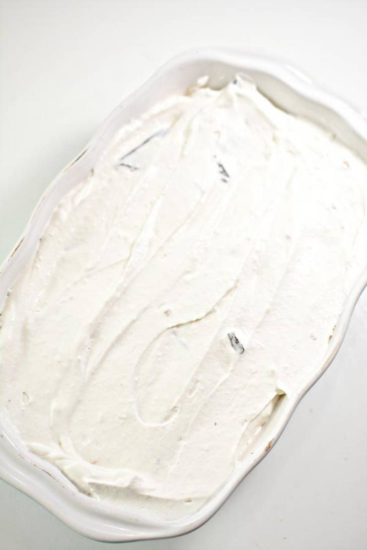 Keto 3 Musketeers Ice Cream