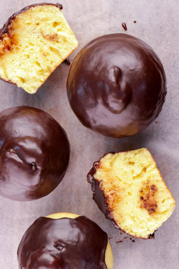 BEST Keto Muffins! Low Carb Chocolate Glaze Donut Chaffle Muffins Idea – Chuffin – Homemade – Quick & Easy Ketogenic Diet Recipe – Completely Keto Friendly