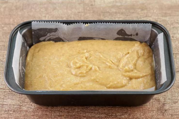 Keto Chaffle Cinnamon Roll Loaf Bread