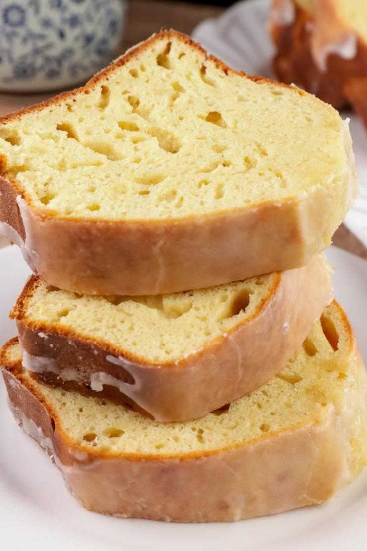 Keto Bread! BEST Low Carb Keto Glaze Donut Loaf Bread Idea ...