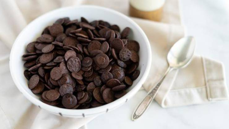 Keto Cereal! BEST Low Carb Keto Chocolate Cereal Mini Pancakes Idea – Quick & Easy Ketogenic Diet Recipe – Snacks – Desserts – Breakfast