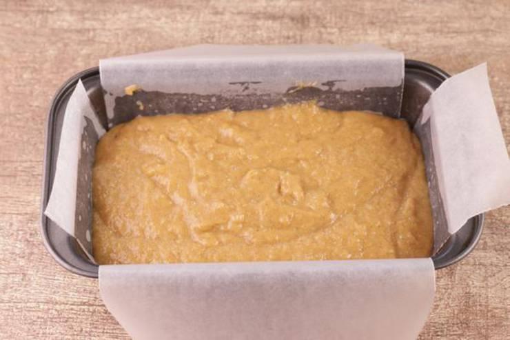 Keto Cinnamon Quick Loaf Bread