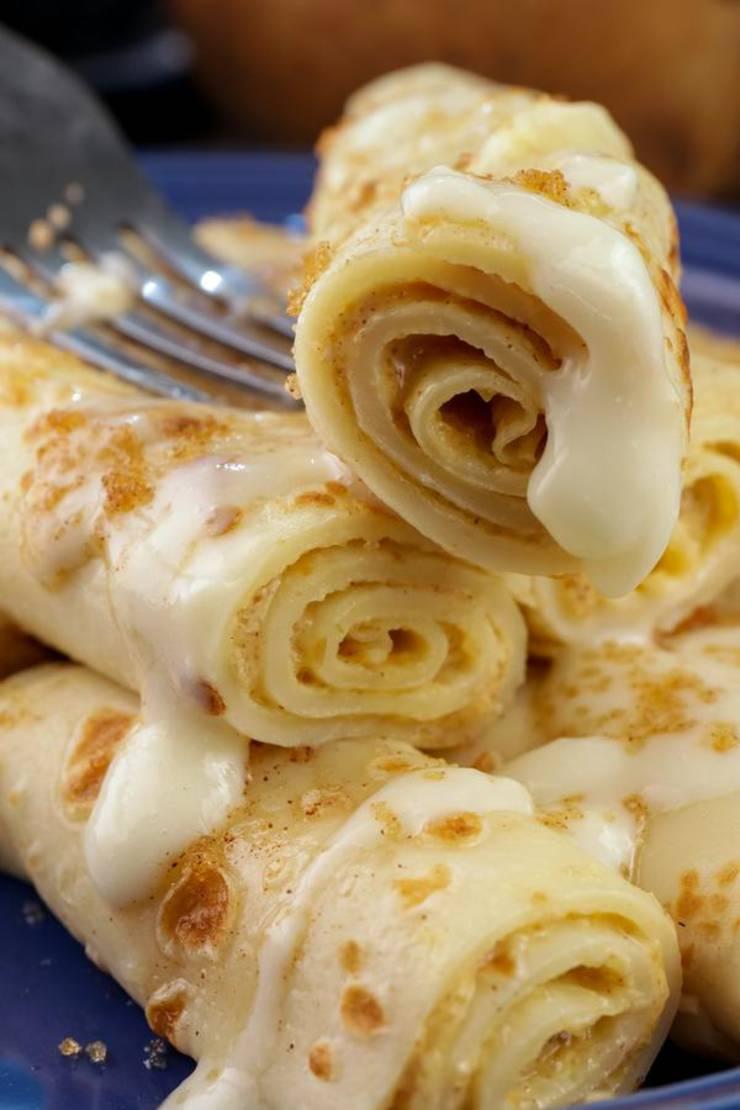 Keto Cinnamon Rolls – BEST Low Carb Keto Cinnamon Rolls Roll Ups Recipe – Quick and Easy Ketogenic Diet Ooey Gooey Cinnamon Rolls