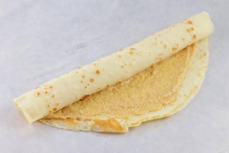 Keto Cinnamon Roll Roll Ups_Low Carb