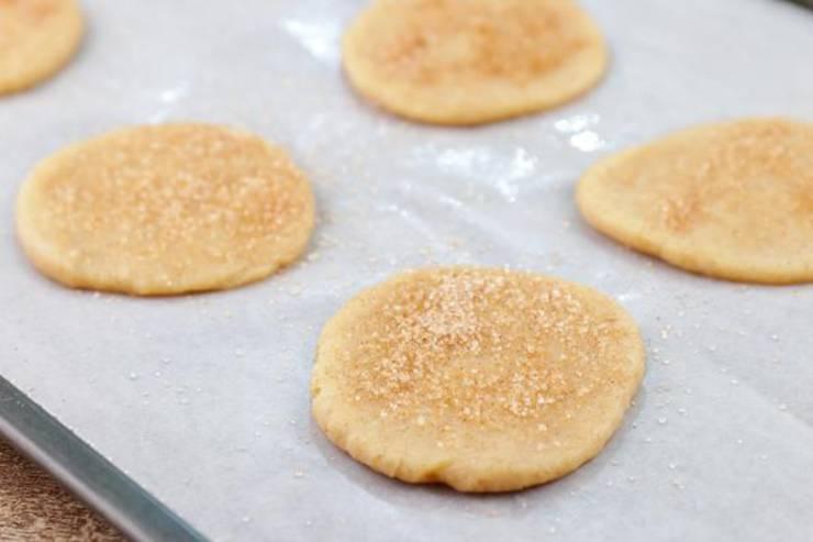 Keto Cinnamon Sugar Bagel Chips