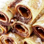 BEST Keto French Toast Nutella Roll Ups – Low Carb Keto Nutella French Toast Recipe – Quick and Easy Ketogenic Diet Idea