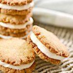 Keto Cookies – BEST Low Carb Keto Copycat Golden Oreo Cookie – Easy – Snacks – Desserts – Keto Friendly & Beginner