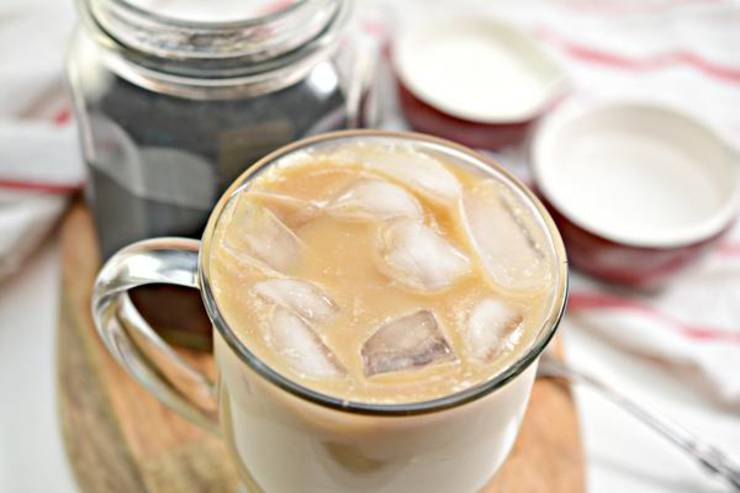 Keto Iced Coffee! Low Carb Iced Coffee Idea – Quick & Easy Ketogenic Diet Recipe – Keto Friendly – How To Make Iced Coffee
