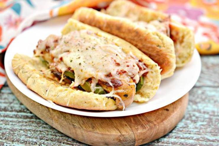 Keto Italian Sausage! Low Carb Italian Sausage Pizza Hoagie – Ketogenic Diet Recipe – Hot Dog Bun Recipes – Appetizer – Side Dish – Lunch – Dinner – Completely Keto Friendly & Beginner