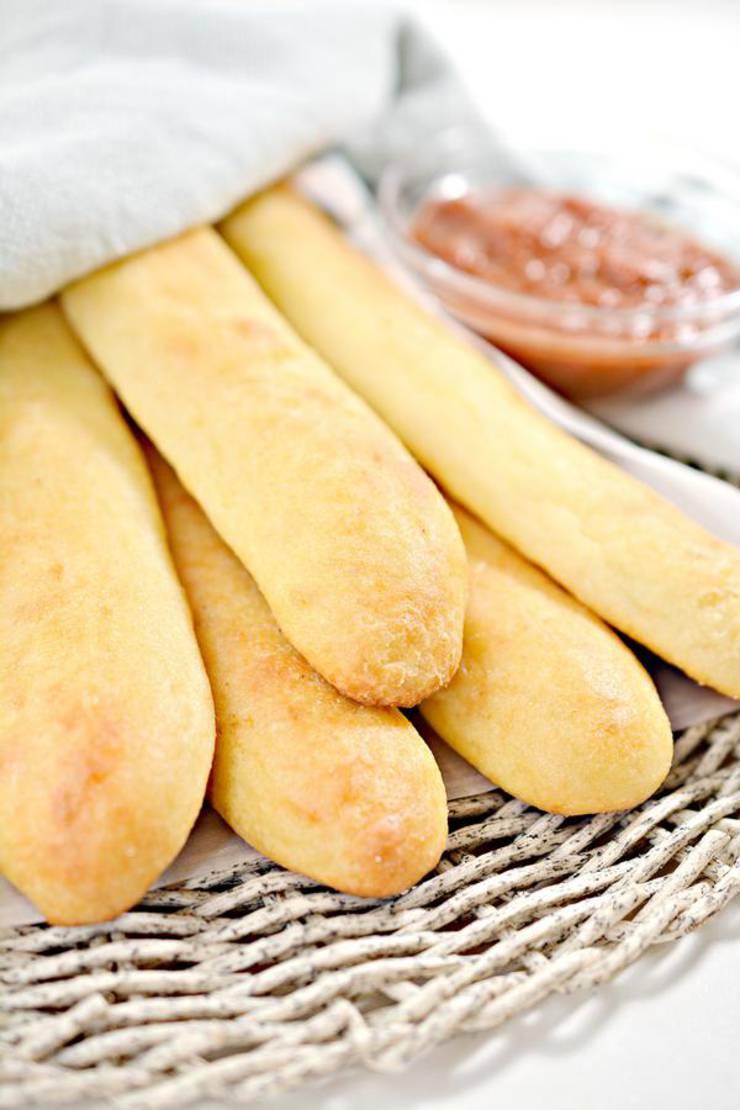 Keto Breadsticks! BEST Low Carb Keto Copycat Olive Garden Breadsticks Idea – Quick & Easy Ketogenic Diet Recipe – Snacks – Side Dishes– Appetizers – Lunch – Dinner